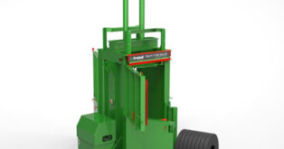 Static Compactors in Council Amenity Site