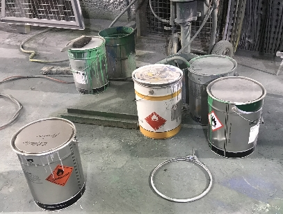 Where Can I Dispose Of Old Paint Tins